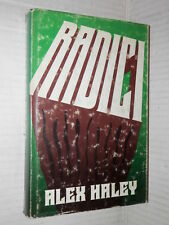 RADICI Alex Haley CDE 1978 libro romanzo narrativa storia racconto