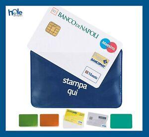 Porta Documenti Carte di Credito Patente Gadget Personalizzati Promozionali 2