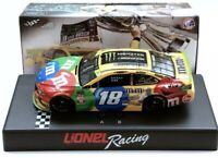 Kyle Busch 2019 Championship 1/24 Car W/ Audio Base 255 Pcs Made