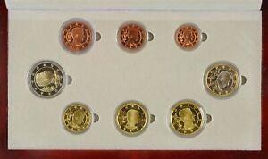67827) KMS 2014 - 1 Cent bis 2 Euro in Etui m. Zertifikat minimal angelaufen PP
