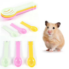 1pc Pet Cleaning Pick up Pooper Scooper Hamster Clean Hollow out Litter Shove TO
