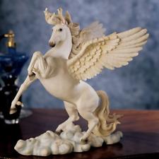 Pegasus Flying Horse Sculpture Figurine Greek Mythology Decorative Decor Statue