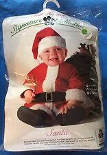 TOM ARMA SANTA CLAUS BABY COSTUME 12-18M HALLOWEEN CHRISTMAS WARM NEW