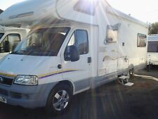 2005 swift suntor 6 berth motorhome only 11500 miles from new