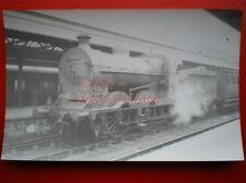 POSTCARD RP GREAT SOUTHERN RAILWAY IRELAND LOCO NO 638 AT AMIENS ST RAILWAY STAT