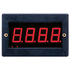 Voltcraft PM 129 LED Digital Panel Meter Volt Meter Measurement