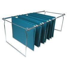 Business Source Hanging File Folder Frames Letter Stainless Steel 60529