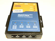 Artila Matrix-504 industrial Linux-ready ARM9 Box Computer+FREE WIRELESS DONGLE