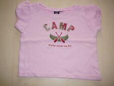 GAP süßes T-Shirt Gr. 68 rosa mit toller Applikation !!