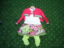 So 12 - CATIMINI SPIRIT ETHNIQUE jupe, Fleuri Pointure 8 + 10A