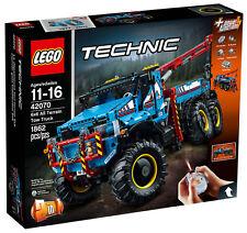 LEGO® Technik 42070 Allrad-Abschleppwagen neu ovp