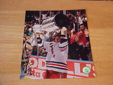 Adam Graves Stanley Cup Officially LICENSED 8X10 Photo FREE SHIPPING 3/morej