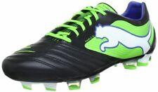 Puma Powercat 2 FG Mens Football Boots Cleats Soccer Shoes 301 Black UK Size 8.5