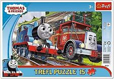 Trefl 15 Piece Thomas The Tank Engine Frame Puzzle [Ages 3+] *BRAND NEW*