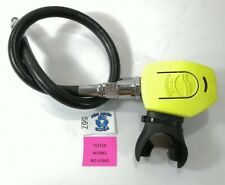 Sherwood Minimus Plus Octo Second Stage Scuba Dive Regulator Alternate Air 2 566