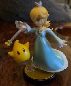 Nintendo Super Smash Bros Series Amiibo - Rosalina and Luma
