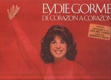 EYDIE GORME & ROBERTO CARLOS STEVE LAWRENCE LP Spain 1988 De corazón a corazón