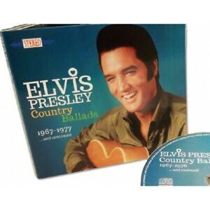 ELVIS PRESLEY - Country Ballads  - New CD & Sealed Digipack