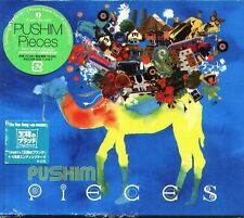 PUSHIM - Pieces - Japan CD - NEW J-POP Limited Edition
