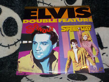 Elvis Presley Double Feature Spinout & Speedway NEW SEALED WS Laserdisc FreeShip