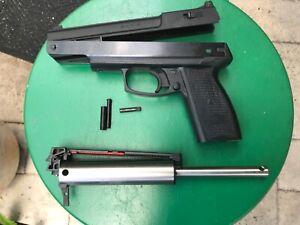 Gamo model AF-10 pneumatic air pistol bb / pellets parts lot air rifle