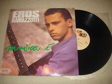 Eros Ramazzotti - Musica e   Vinyl  LP