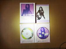 TAEYEON VOICE CD + DVD + PHOTOBOOK TYPE B VISUAL EDITION SNSD Girls Generation