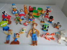 Lot of 24 pcs.-Vintage Disney Toys-Toy Story-Mickey Mouse-Donald Duck-Pluto-ETC.
