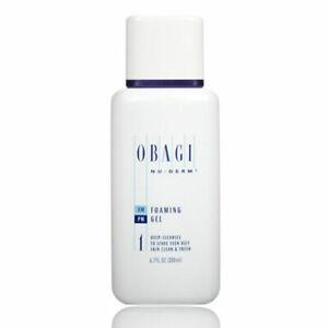 Obagi Nu-Derm Foaming Gel - 6.7 oz.