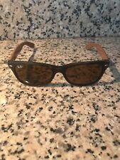 Ray-Ban Wayfarer Brown Lenses Unisex Classic Sunglasses - Turtle Shell Grey