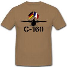 Transall C-160 Flugzeug Frankreich Deutschland Transporter - T Shirt #3781