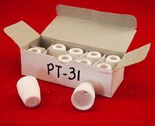 PT-31 Plasma Cutter Gas Cup PT-31 Gas Sheild 10 Pcs Bobthewelder OZZY SELLER
