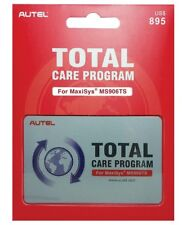 Autel MS906TS1YRUP Total Care Program Card, 1 Year Update for MS906TS