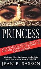 Princess Jean P Sasson 1996 Good Cond