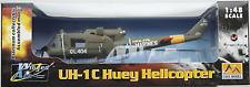 EASY Model-uh-1c Huey Helicopter/Elicottero US Marines 1:48 Nuovo/Scatola Originale