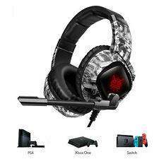 ONIKUMA K19 Gaming Headset MIC Headphone for PC Laptop PS4 Slim Pro Xbox One S X