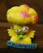 The Trash Pack Trashies Series 3 SHOCKOLI Yellow Exclusive Color Mint OOP