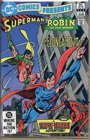 DC Comics Presents 1978 series # 58 very fine comic book