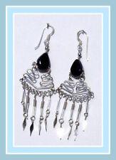 Mode-Ohrschmuck im Chandelier-Stil aus Sterlingsilber für Damen