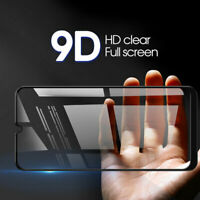 For Samsung Galaxy A50 A30 A40/ M10 M20 Screen 9D Tempered Glass Film Protector
