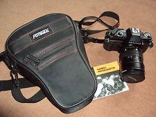 Fotocamera Reflex Pentax P 30 N, Takumar Zoom 28-80 MM, CON BORSA
