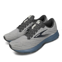 Brooks Launch 7 Grey Blue Mens Road Running Shoes 110324 1D 092