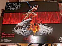 Star Wars The Black Series Centerpiece Rey (Starkiller Base)