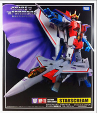 Transformers mp-11 starscream  new box set toy