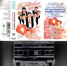 KASTELRUTHER SPATZEN - Herzschlag für Herzschlag > MC Musikkassette, KOCH