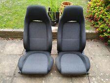 Suzuki Swift MkII GLS Front Seats Pair (Driver + Passenger)