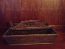 Primitive Wooden Toolbox