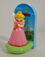 "2017 Princess Peach 3.75"" McDonald's EUROPE Action Figure Super Mario Brothers"