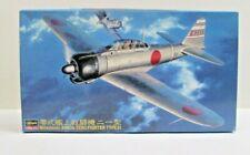 HASEGAWA. MITSUBICHI A6M2B ZERO FIGHTER. ITEM #09143 SCALE 1/48  LQ-MM