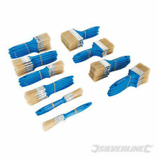 Silverline DISPOSABLE Paint Brushes -Paint Brush -ANY SIZE & QUANTITY / Bulk Buy